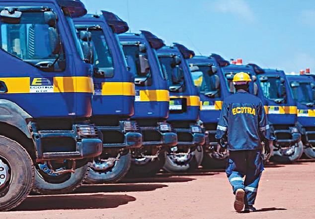 Chantiers du BTP: L'entreprise zappée, 800 emplois d'Ecotra menacés