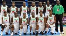 Afrobasket: Les Lionnes déroulent devant les phoraones