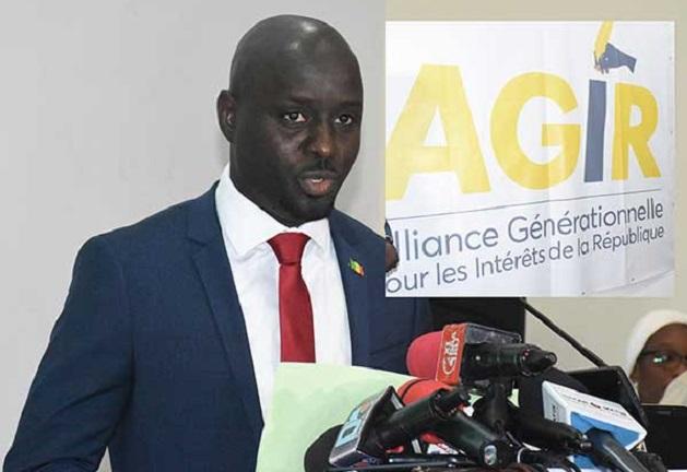 Thierno Bocoum, leader de AGIR : «la finalité des coalitions, c'est le partage de gâteau»