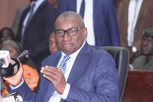 Tamba 8 362 inscrits, «sans rejet ni contentieux» : Sidiki Kaba salue «la mobilisation exceptionnelle» des populations