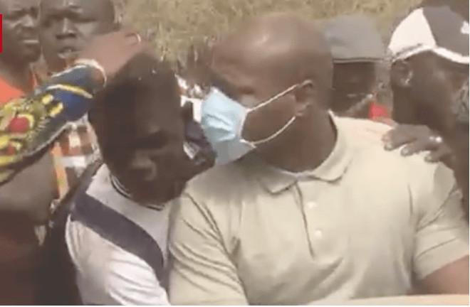 Guediawaye/ Marche interdite contre la vie chère: Guy Marius Sagna et ses camarades activistes brutalisés et arrêtés par la police
