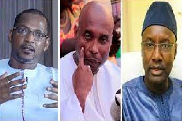Bradage foncier: Mamour Diallo et Mame Boye Diao accusés par Barth' d'avoir fait main basse sur 300 parcelles à Bambilor