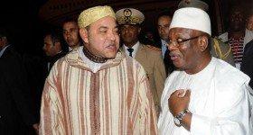 Le Roi du Maroc conclut sa visite au Mali en apothéose