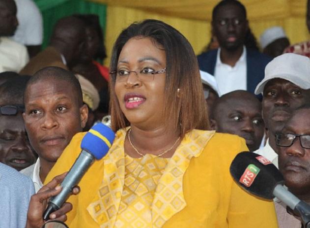 Locales à Golf Sud: Face à Lat Diop et d'autres prétendants, Néné Fatoumata Tall réclame des primaires