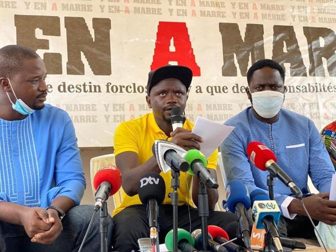 """""""Y En A Marre"""" face à la presse ce jeudi: Opération de clarification"""