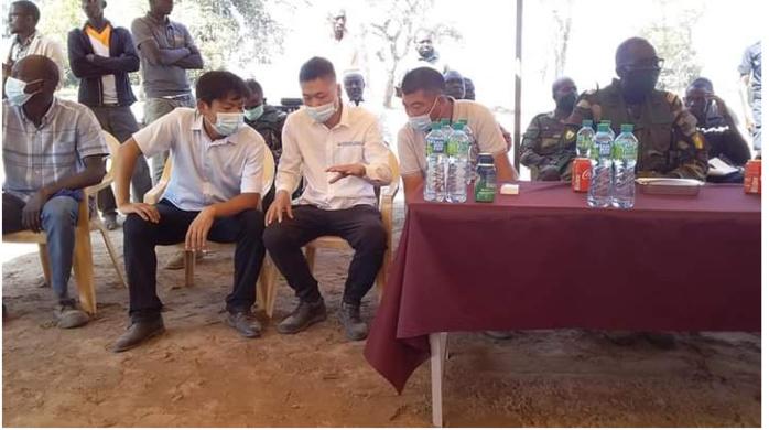 Menaces de mort contre les Chinois à Kalounaye: Les populations démentent et accusent Ecotra