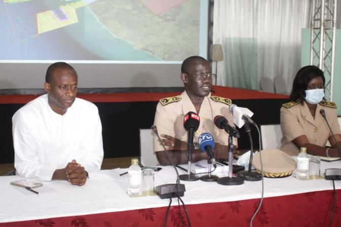 PORT DE NDAYANE : Les mesures du Gouverneur de Dakar pour l'implication de tous les services techniques de l'Etat
