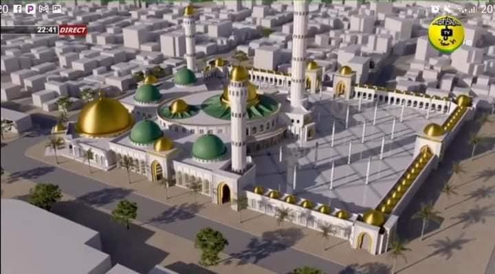 La grande mosquée de Tivaouane, un joyau hors pair
