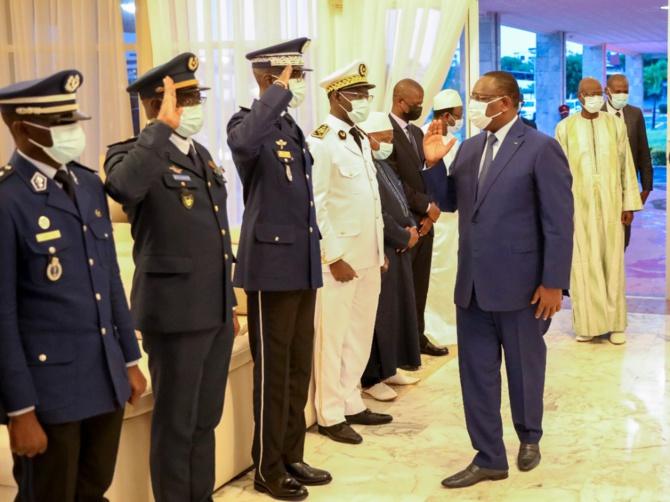 Le Président Macky Sall prend part ce jeudi à Accra au Sommet extraordinaire de la CEDEAO sur la situation en Guinée