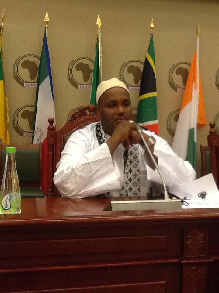 Ameth Saloum Dieng lance la Nouvelle Alliance Sénégalaise ce mardi à Thiès