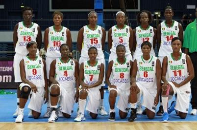 Afrobasket féminin 2013: Suivez en direct et en exclusivité sur www.leral.net le choc Sénégal Vs Algérie (102-22)