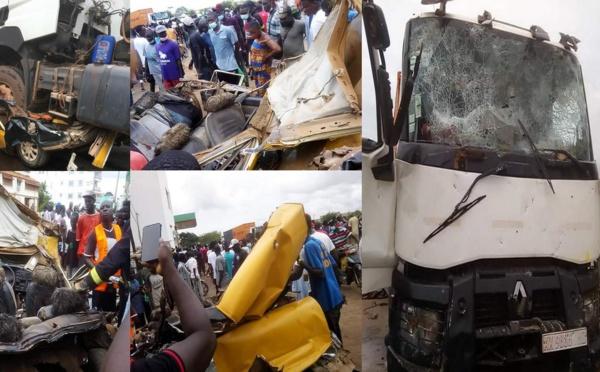 Kaolack: Depuis janvier, 111 personnes tuées dans des accidents