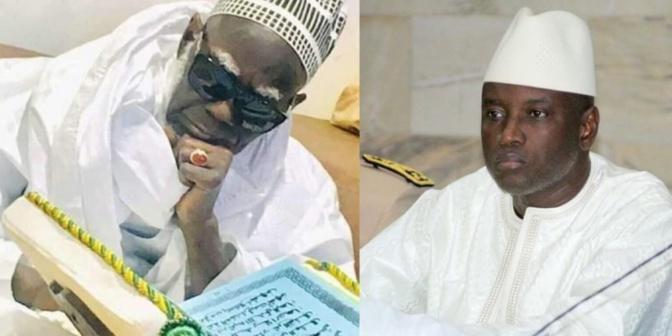 Réunion sécrète à Touba: Macky Sall rencontre Aly Ngouille Ndiaye et le khalife général des mourides