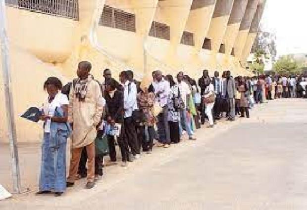 Commune de Mbolo Birane : très amers, les jeunes dénoncent être « laissés en rade pour le  processus de recrutement des 65 000 emplois »