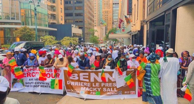 New York déroule le tapis rouge à Macky Sall