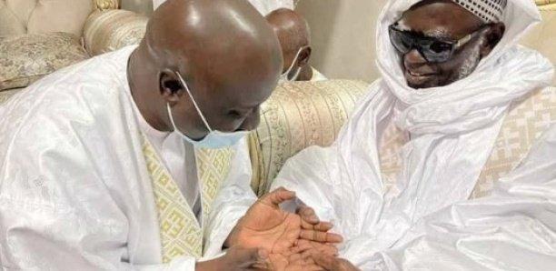 Touba: Idrissa Seck reçu par khalife général des mourides et Serigne Moussa Nawel