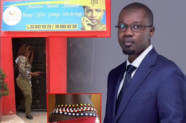 Affaire Sweet Beauté :  Les accusations de viols et menaces de Adji Sarr contre Sonko vont atterrir au tribunal correctionnel