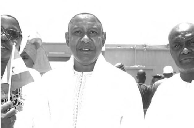 Tambacounda : A quelques mois des Locales Dr Salif Samba Diallo claque la porte de Bby