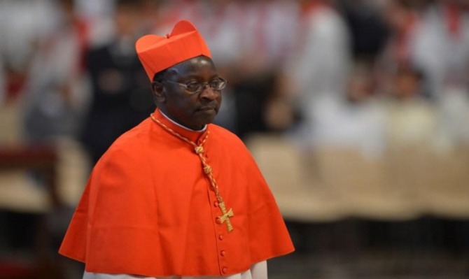 """Cardinal Sarr aux sénégalais: """"Que faisons nous? Il faut parler moins et agir plus"""""""