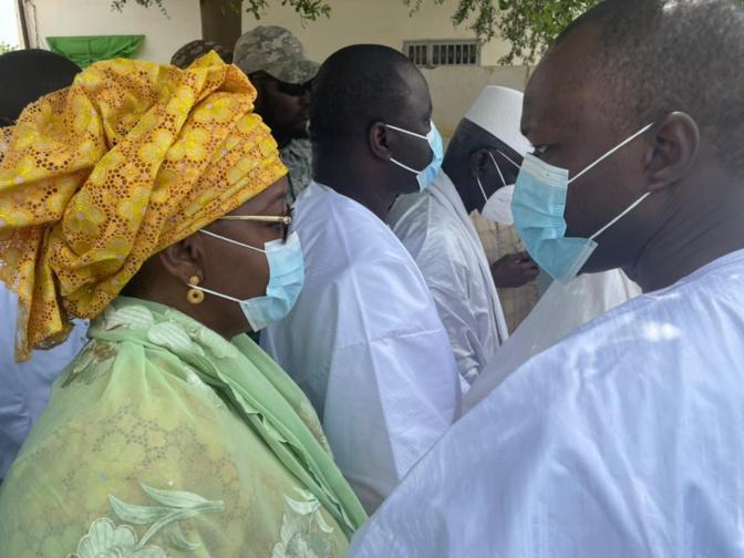 Visite à Touba ce jeudi: Ce qu'aurait proposé Ousmane Sonko à Anna Diamanka si elle...