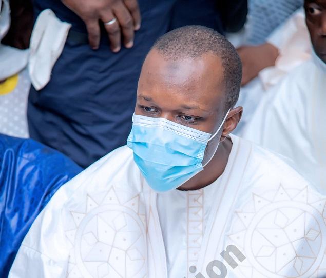 Ousmane Sonko et sa délégation reçus par Serigne Mountakha Bassirou Mbacke : les images d'une visite pré-Magal
