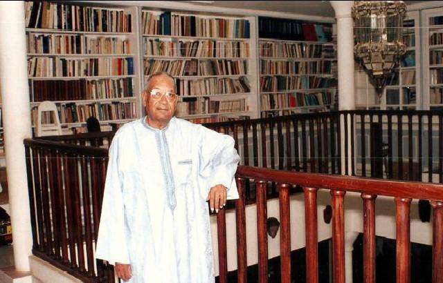 Point E: La bibliothèque Amadou Makhtar Mbow accidentellement détruite