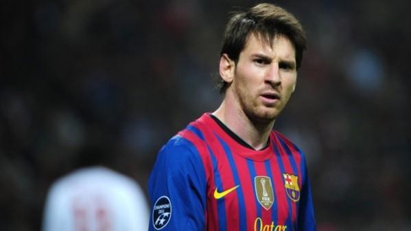 FC Barcelone: deux à trois semaines d'absence pour Lionel Messi