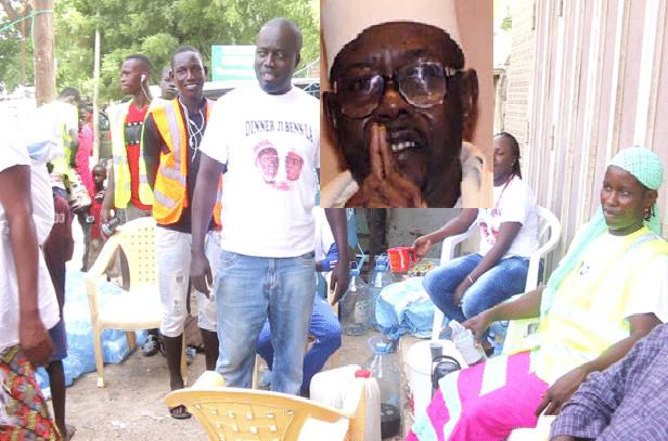 Tivaouane: Tidjanes et Mourides célèbrent Bamba, main dans la main