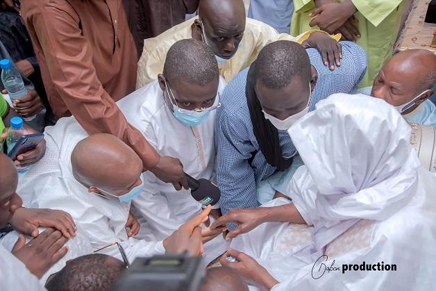 Magal de Touba 2021: L'important apport de Oumar Sow, le DG de l'Urbanisme, en Images