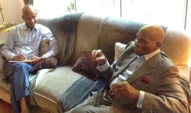 Magal de Touba: Les hommages de Cellou Dalein Diallo à Serigne Mountakha et Me Abdoulaye Wade