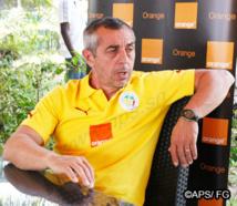 La Liste des 23 joueurs convoqués par Alain Giressepour affronter la Cote d'Ivoire