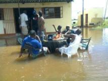 Inondations : Les sinistrés logés dans les écoles en banlieue sommés de déguerpir