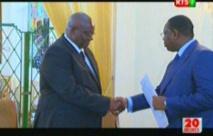 Segogwane Sam Kotane, l'ambassadeur d'Afrique du Sud au Sénégal apprécie les Sénégalais et magnifie les relations entre les deux pays