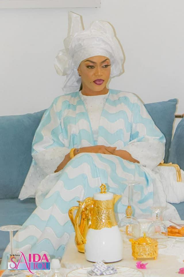 Magal 2021: Wakeur Soxna Aïda Saliou Thioune perpétue l'héritage de Cheikh Béthio Thioune