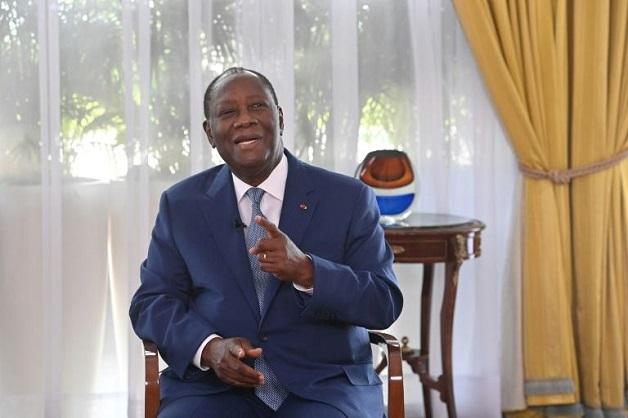 Retour des coups d'Etat en zone CEDEAO: « Une mauvaise gouvernance peut entraîner l'intervention des militaires », explique Ouattara