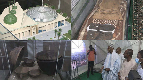 Musée du mouridisme Keur Barkelu: Près de 15 milliards FCfa pour retracer l'histoire de Bamba
