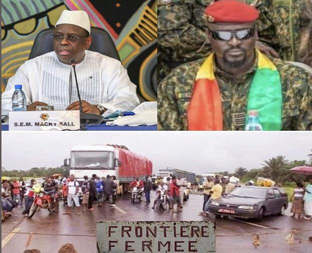 Sénégal/Guinée ; c'est aujourd'hui, mercredi, la réouverture des frontières