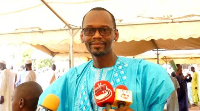 Habib Niang, candidat à la Mairie de Thiès Nord: « Le Président Macky Sall m'a demandé de me limiter à Thiès, pour l'accompagner »