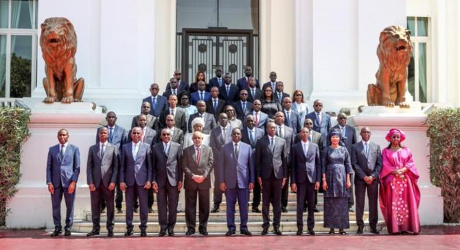 Conseil des Ministres de ce mercredi 29 Septembre 2021