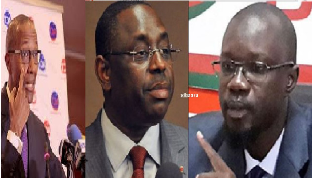 Piques et répliques, tweets contre tweets: Abdoul Mbaye, Macky Sall et Ousmane Sonko en mode règlement de comptes