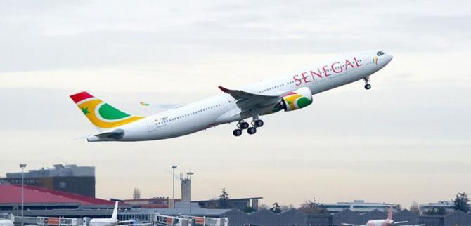 Trafic aérien au Sénégal: Un test PCR Covid-19 négatif de moins de cinq jours, exigé