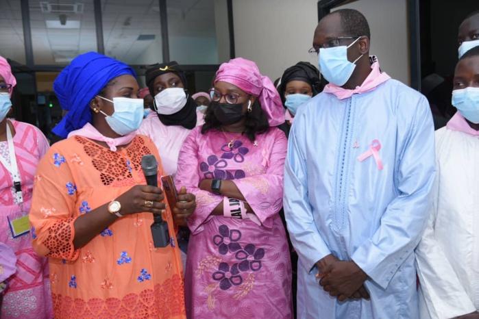 Octobre Rose: Un Centre d'Oncologie bientôt installé (Ministre Abdoulaye Diouf Sarr)