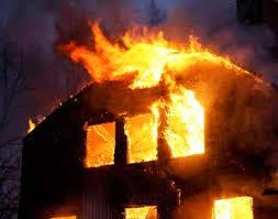 Violent incendie au Marché central de Thiès
