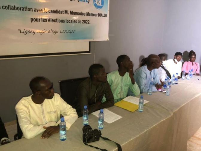 """Locales 2022 / Ralliement: Des renforts de taille pour Mamour Diallo et le Mouvement """"Dolli Macky"""""""