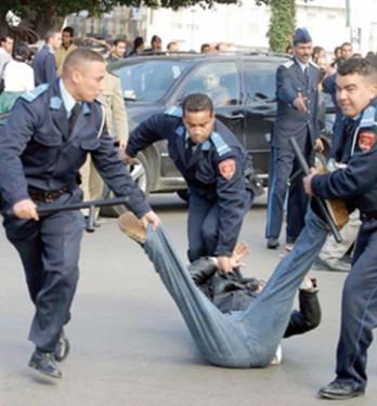 Maroc : Un couple d'adolescents violemment arrêté à cause d'une photo sur Facebook