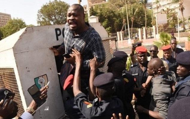 Des éclaircissements sur sa garde-à-vue: Pourquoi Guy Marius Sagna a-t-il encore été interpelé à Tambacounda ?