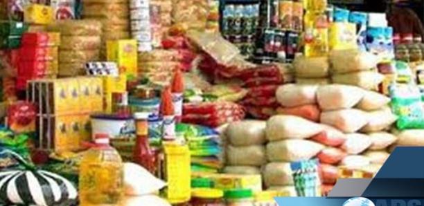 Non-respect des prix de stabilisation des produits: 1561 commerçants convoqués, 77 650t de sucre et 19 950t de riz saisies