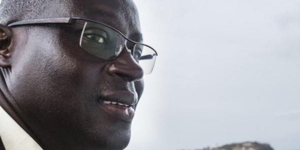 """Listes non publiées / Hakim Diop, UCS: """"Avec Augustin Senghor, on ne peut parler de transparence en ce qui..."""""""