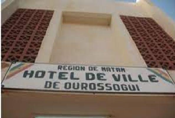 Suite des remous à Ourossogui: Reprise des activités de la Mairie contre vents et marées, après des changements