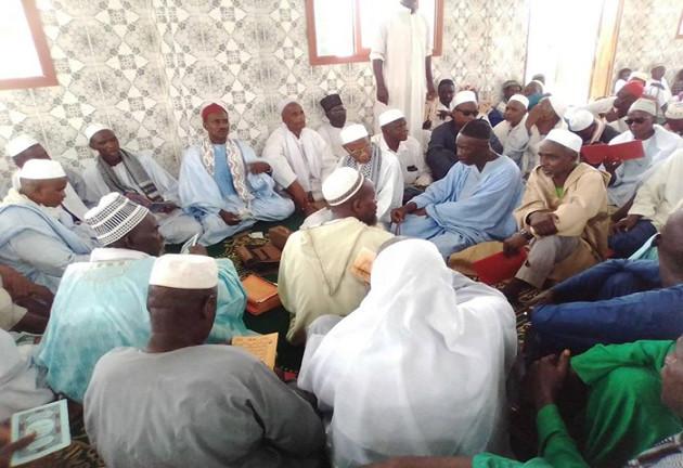 Récital de Coran pour la paix au Sénégal: A Diourbel, Imams et «Serignes daaras» donnent corps à l'appel de Serigne Mountakha